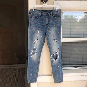 NWOT! Rare Lucky Brand Bridgette Skinny Jeans!
